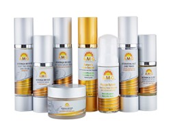 AMG Facial Products Line